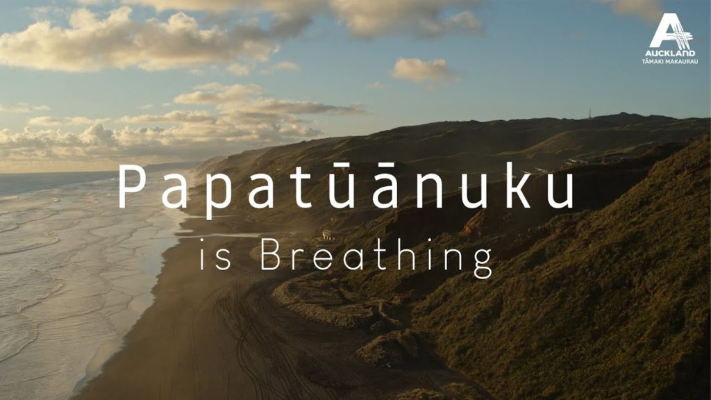 Visit Auckland – Papatūānuku (our earth mother) is Breathing