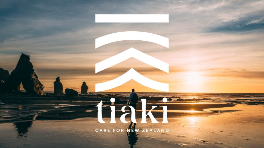 Tiaki Promise is a commitment to care for New Zealand